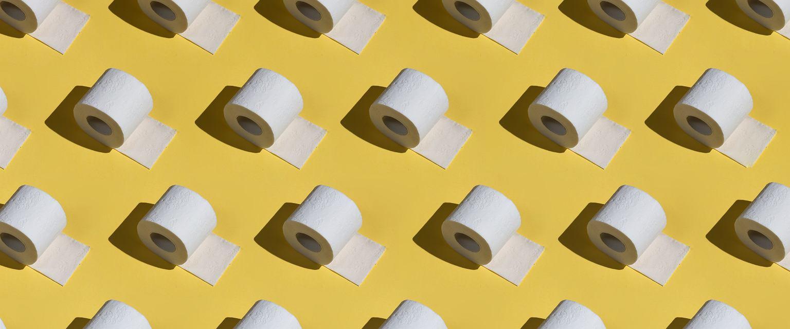 Papier toaletowy w rolkach wynaleziono niespełna 150 lat temu (Fot. Shutterstock)
