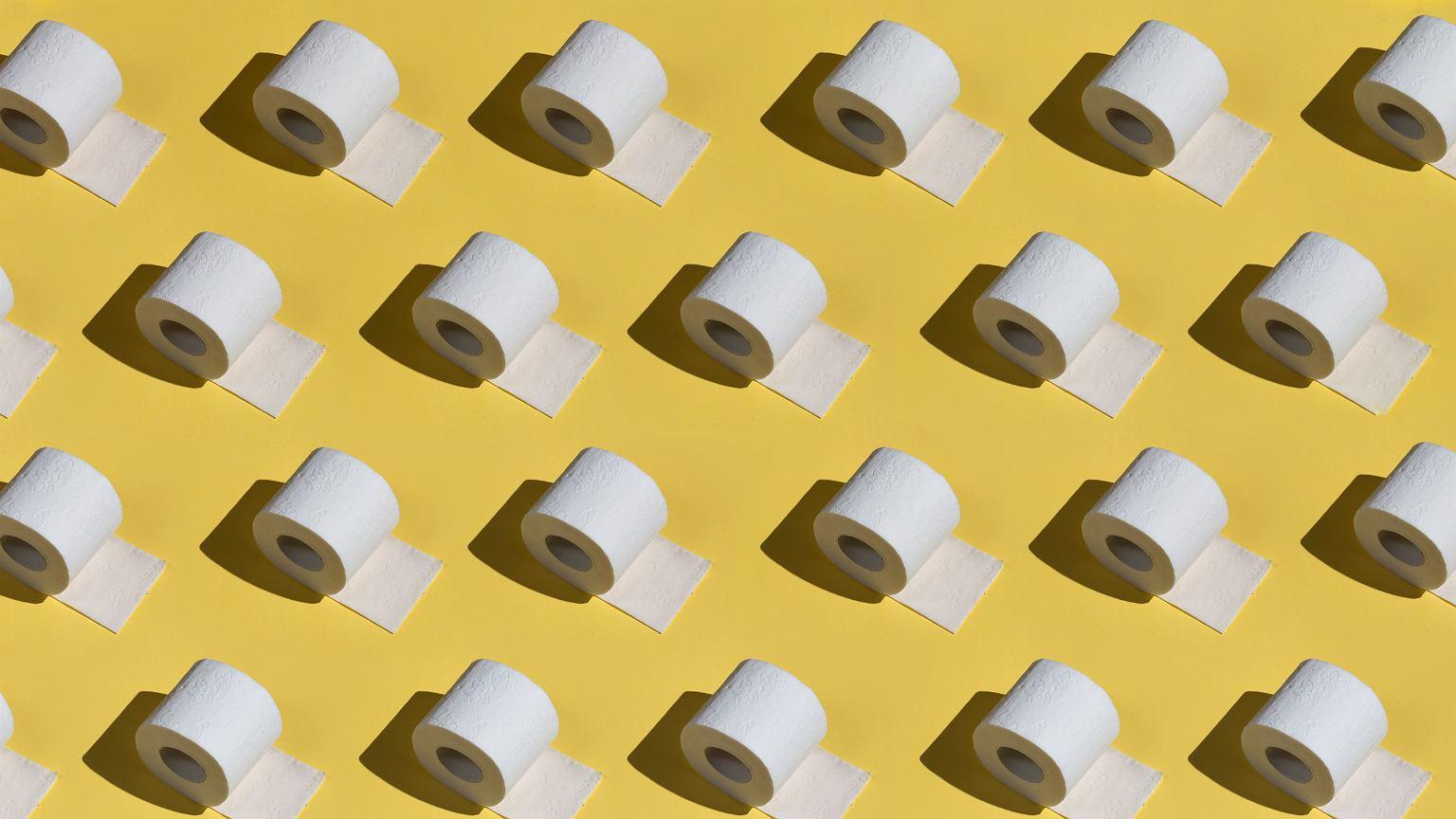 Papier toaletowy w rolkach wynaleziono niespełna 150 lat temu