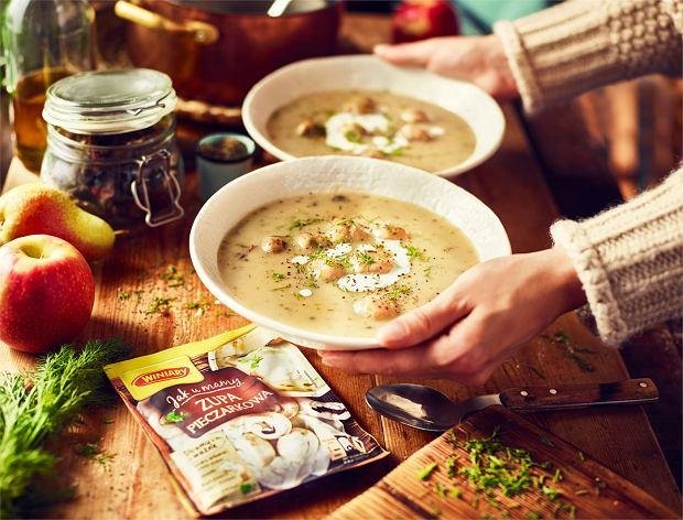 Zupa pieczarkowa na 3 pyszne sposoby!