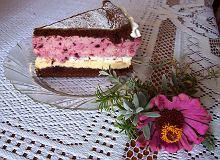 Ciasto jeżynowe z bezami - ugotuj