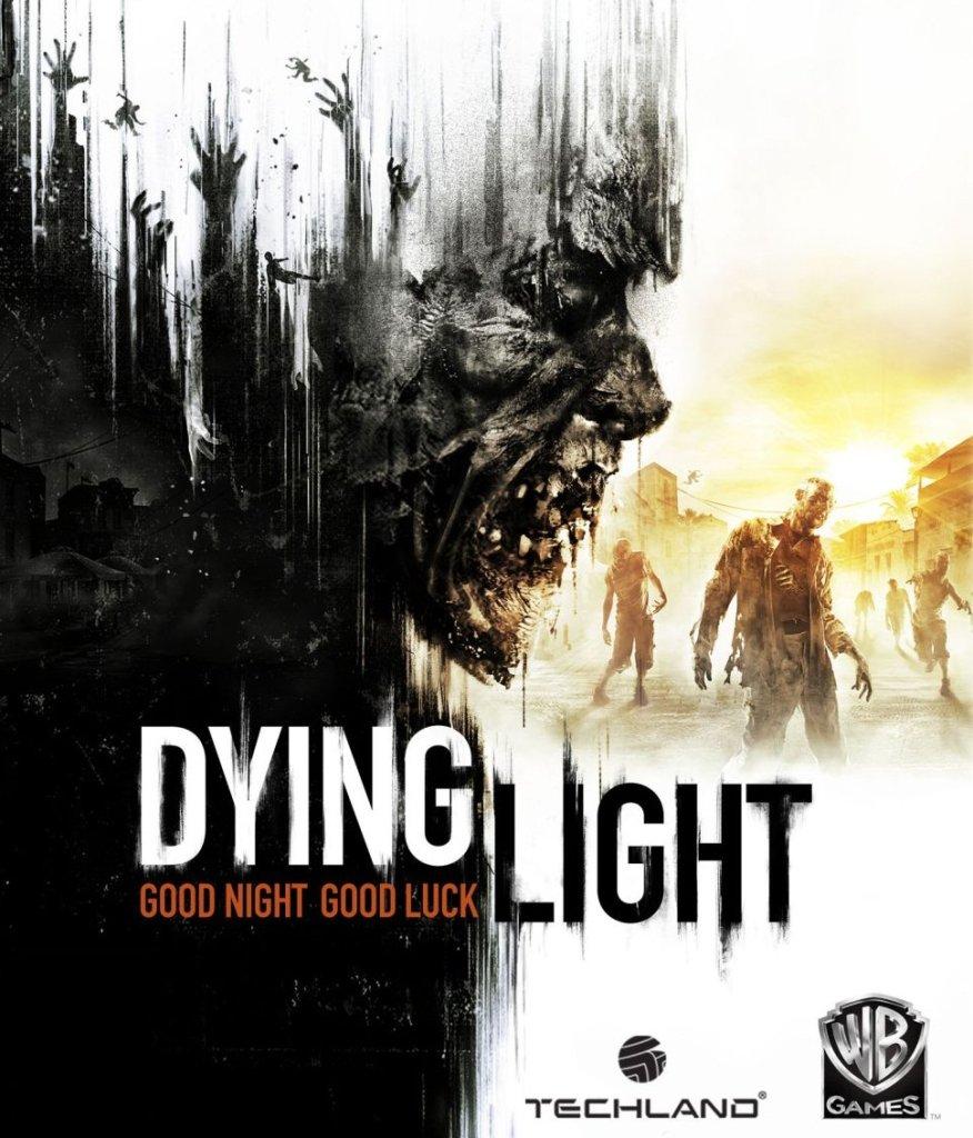 Dying Light - okładka