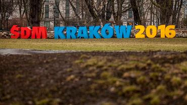 Światowe Dni Młodzieży odbędą się pod koniec lipca w Krakowie