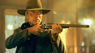 Clint Eastwood w filmie 'Bez przebaczenia'