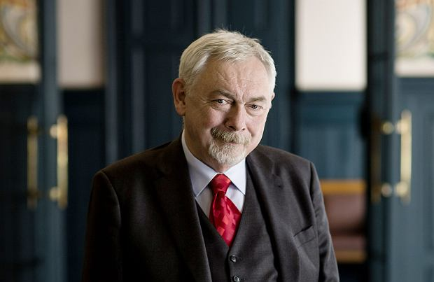 Prezydent Krakowa profesor Jacek Majchrowski, 10.10.2018