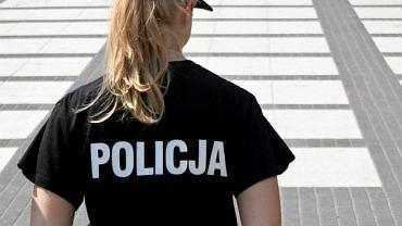 Policjantka (zdj. ilustracyjne)