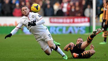Wayne Rooney i David Meyler