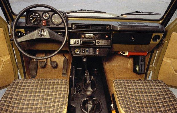 Mercedes G-Wagen 1979