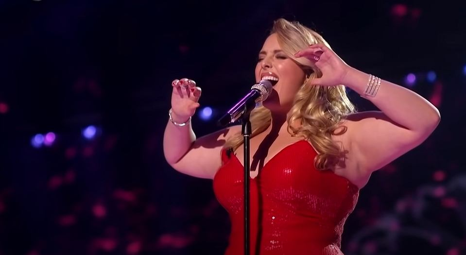Grace Kinstler Covers Adele 'When We Were Young' - American Idol 2021