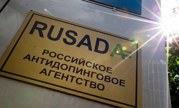 Rosyjska Agencja Antydopingowa oskarżona o manipulowanie danymi rosyjskich sportowców