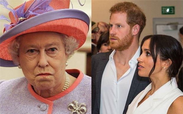 Przedstawiciele Pałacu Buckingham wezwali księcia i księżną Sussex, aby zrezygnowali z tytułów. Wszystko przez ostatni atak Harry'ego na rodzinę królewską.