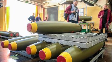 Bydgoski Nitro-Chem pochwalił się bombą Mk-82