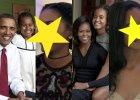 Maila i Sasha Obama ZACHWYCIŁY podczas oficjalnej kolacji. Ale dorosły! Prezydent USA: One rosną za