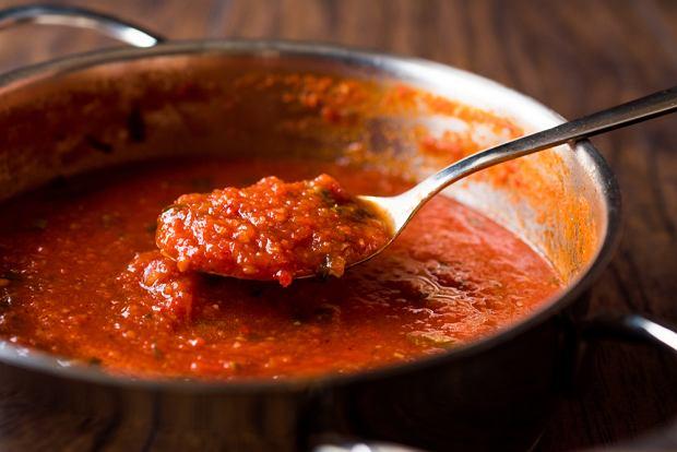 Grecki Sos Pomidorowy Cynamon Wszystko O Gotowaniu W Kuchni