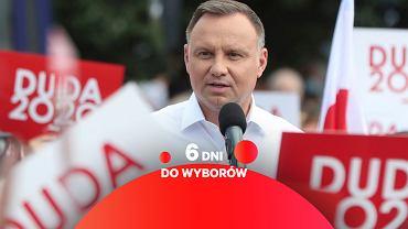 Duda przegrywa z Trzaskowskim w sądzie, ale prowadzi w nowym sondażu [PODSUMOWANIE DNIA]