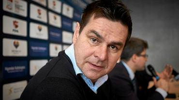 Trener hokejowej reprezentacji Polski, Jacek Płachta