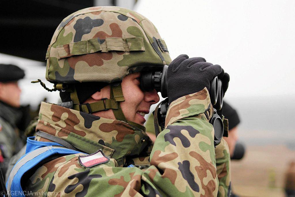 Żołnierz Wojska Polskiego