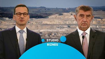 'Studio Biznes' o polskim konflikcie z Czechami i wakacjach