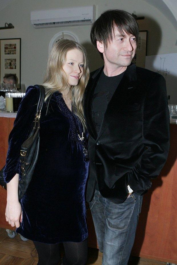 Agata Rubik, Piotr Rubik, ciąża