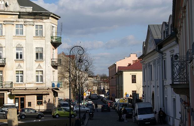 Ulica Józefińska