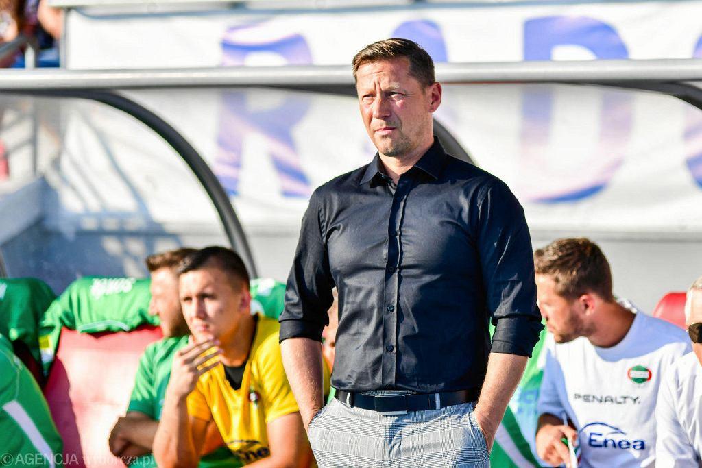 I liga: Dariusz Banasik, trener Radomiaka Radom