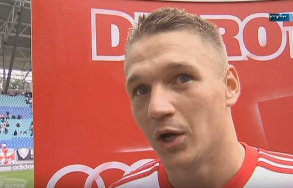 Daniel Frahn wyleciał z Chemnitzer FC za kontakty z neonazistami