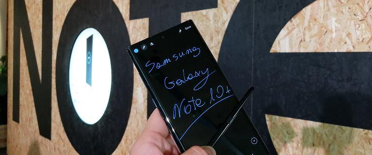 Kupiłbym Samsung Galaxy Note 10+, ale tego nie zrobię [RECENZJA]
