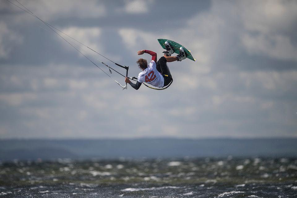 Zdjęcie numer 1 w galerii - Ford Focus Active Challenge - Mistrzostwa Polski w kitesurfingu oraz wielki finał Pucharu Polski!