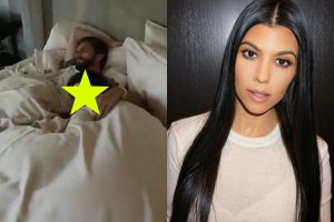 Scott Disick, Kendall Jenner, Kourtney Kardashian