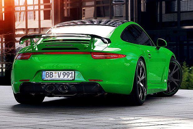 Porsche otrzyma m.in układ wydechowy z możliwością sterowania głośnością jego dźwięku