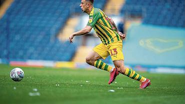 Kamil Grosicki w barwach West Bromwich Albion