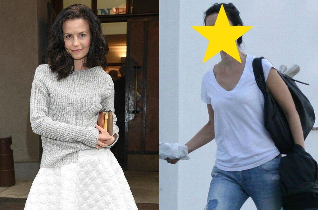 Paparazzo spotkał dawno niewidzianą Magdalenę Kumorek. Aktorka wybrała luźny strój i prawie zrezygnowała z makijażu. Zobaczcie, jak teraz wygląda.