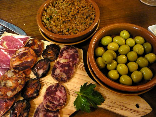 Hiszpańskie tapas / fot. CC BY 2.0 Jessica Spengler /Flickr.com