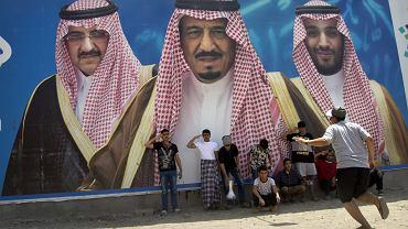 Ulica w Arabii Saudyjskiej