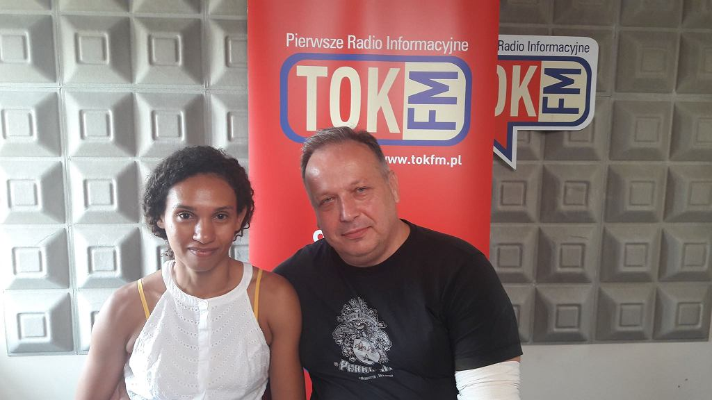 Margaret Amaka Ohia-Nowak i Paweł Nowak