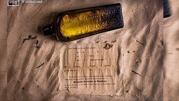 Najstarszy list w butelce |