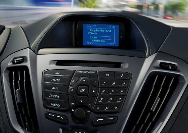 Ford Tourneo Custom