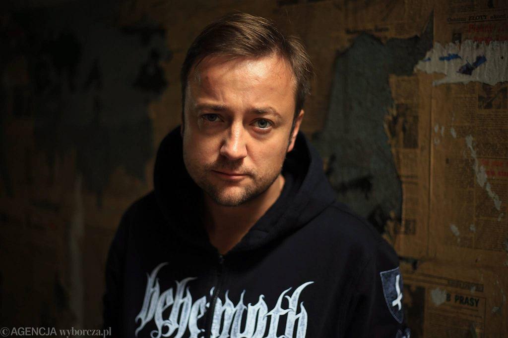 Czesław Mozil / JACEK MARCZEWSKI