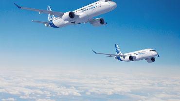 Samoloty Airbus