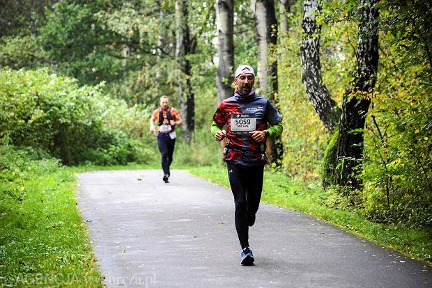 Zdjęcie numer 46 w galerii - Silesia Marathon. Chłód i wiatr niestraszne, rekord pobity! [ZDJĘCIA]