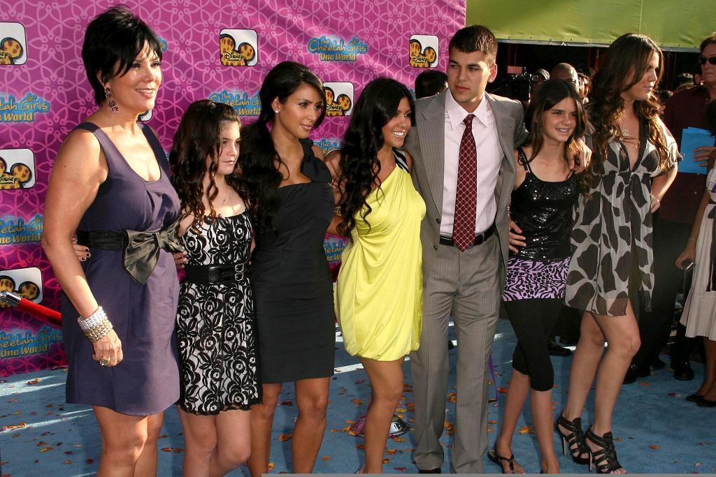 Rodzina Kardashian