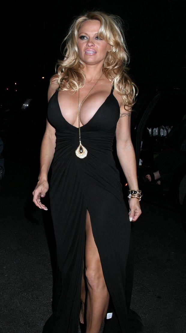 Pamela Anderson w 2006 roku