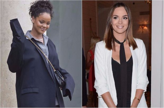 Jak nosić żakiet i nie popełnić błędu Rihanny? Przygotowałyśmy dla Was świetne pomysły na stylizacje. Ale pamiętajcie! Żakiet musi też świetnie na Was leżeć - to ubranie, na którym nie warto oszczędzać.