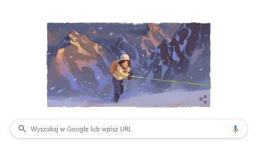 Wanda Rutkiewicz upamiętniona przez Google Doodle
