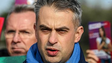 Krzysztof Gawkowski z Lewicy