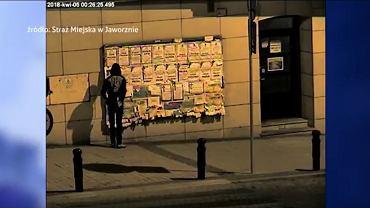 15-latek powiesił na tablicy w Jaworznie fotografię 13-latki obok zdjęć pornograficznych