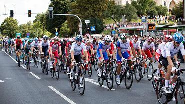 Pierwszy etap wyścigu Tour de Pologne rozpoczął się w Lublinie.