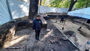 Odnaleziono kolejne szczątki na Westerplatte/fot. Muzeum Westerplatte i Wojny 1939 - Facebook