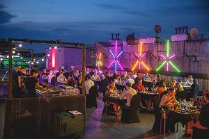 Hit sezonu - sierpniowe kolacje #NaDachu: nowy fine dining od Neo(n)Bistro