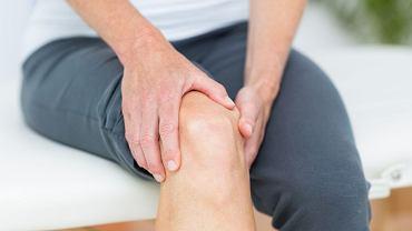 Reaktywne zapalenie stawów (zespół Reitera) najczęściej dotyczy stawów kończyn dolnych