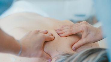 Kobiecy masaż orgazmowy